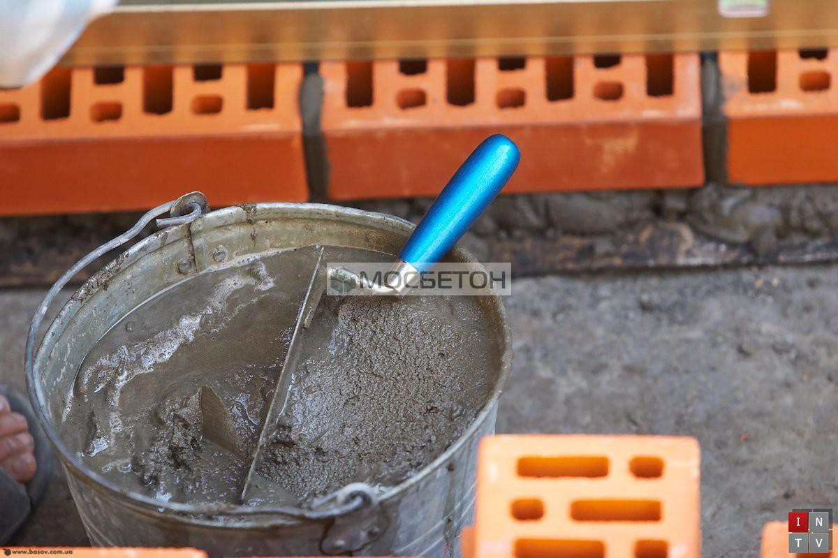 Цементный раствор цены состав керамзитобетона для блока