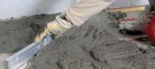 песчаный бетон фото