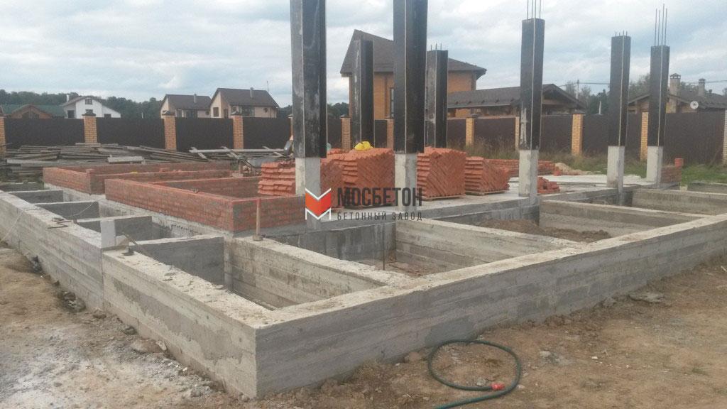 Купить бетон миксером в зарайск температура цементный раствор