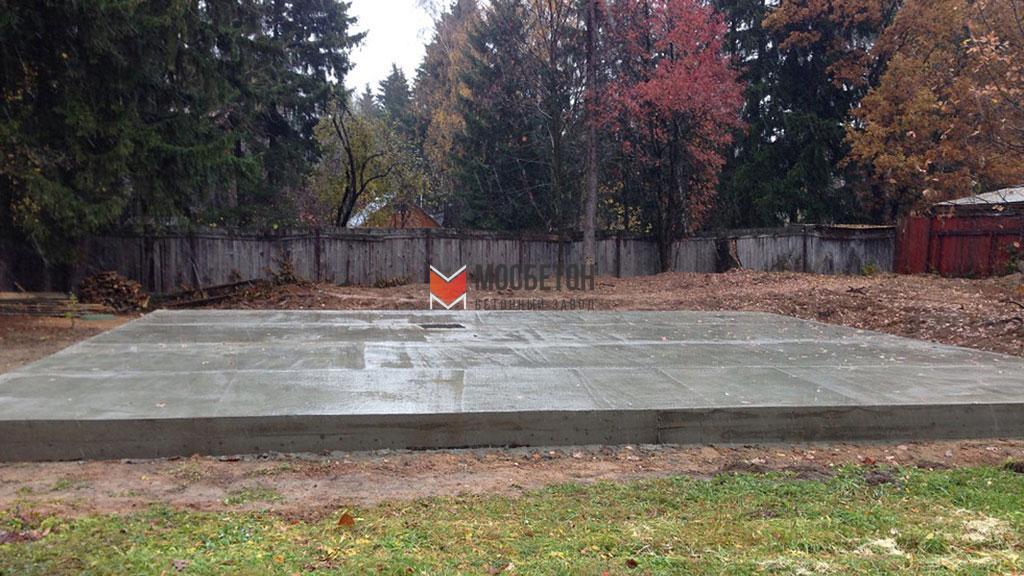 Заказать бетон на участок прочность бетона марки