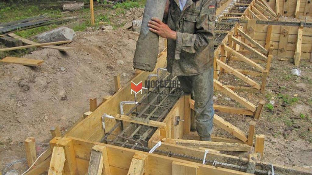Купить 2 куба бетона в москве поризованного керамзитобетона