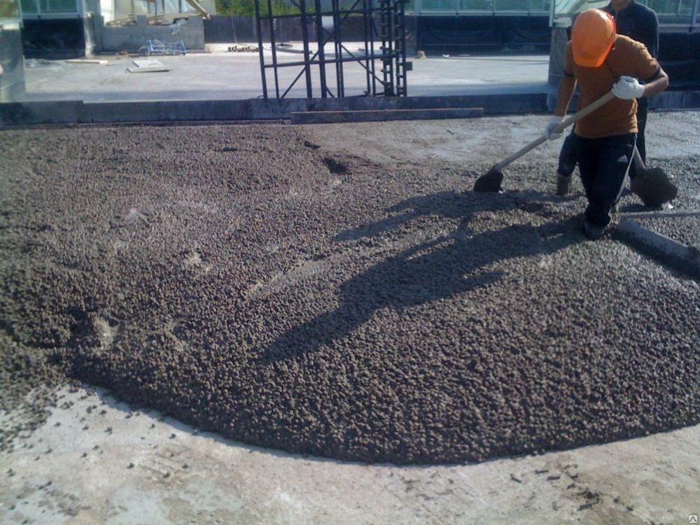 Купить керамзитобетон с доставкой в москве смесь бетонная состав
