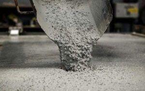 производите бетона