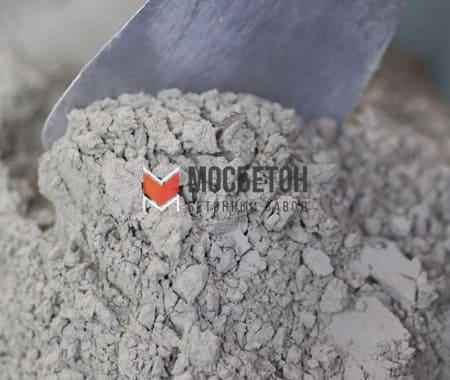 Расход цемента на бетон