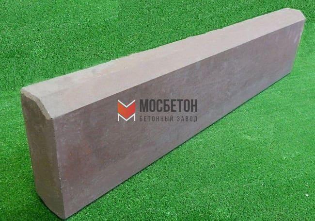 тощий бетон для бордюров