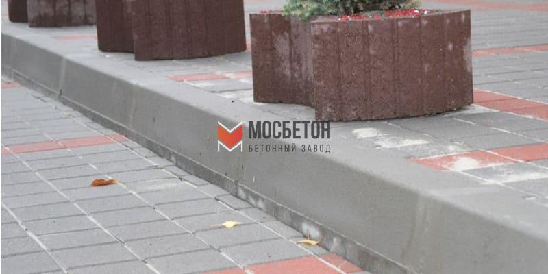 Тощий бетон для бордюров керамзитобетон и шлакобетон