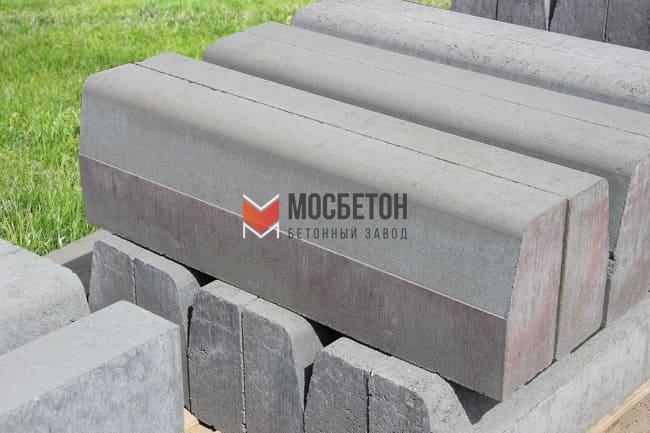 бордюры на тощий бетон