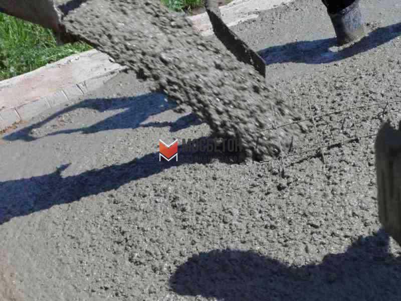тощий бетон м150 велес