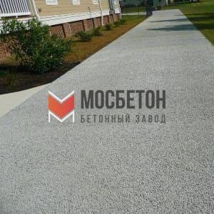 Бетон для тротуара вид сверла по бетону