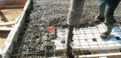 Фундамента для бани бетон