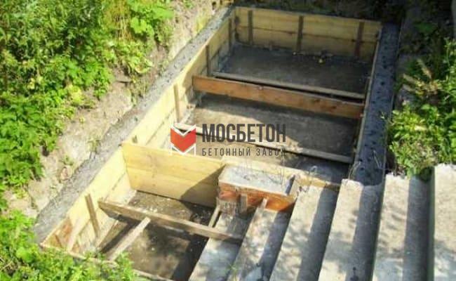 Бетон для подвала купить купить бетон в ростове и области
