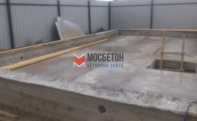 Бетон для подвала купить бетон домодедово