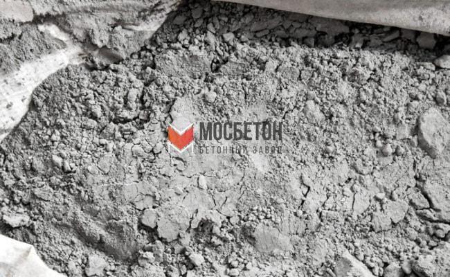 бетон сухой купить в москве