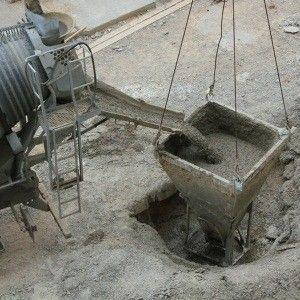 Купить тощий бетон в химках как приготовить цементный раствор на пол