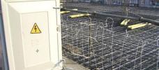 Прогрев бетона трансформатором