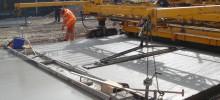 строительство дорог из бетона