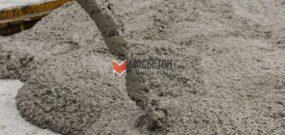 Купить тощий бетон М100