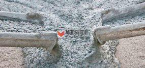 Тощий бетон М100 купить в Москве